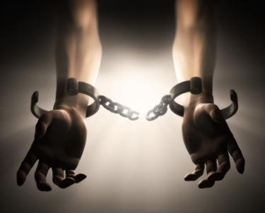 freedom from chains