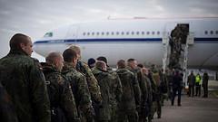 troops sent